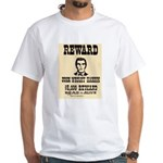John Wesley Hardin White T-Shirt