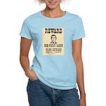John Wesley Hardin Women's Light T-Shirt