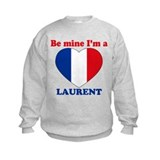 Laurent, Valentine's Day Sweatshirt