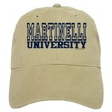 MARTINELLI University Baseball Cap