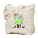 Pet Groomer Tote Bag
