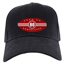 80th Aged To Perfection Cap