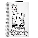 Zebra Little Brother Journal
