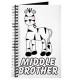 Zebra Middle Brother Journal