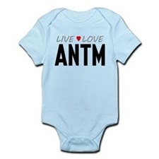 Live Love ANTM Infant Bodysuit