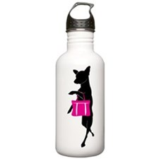 Unique Love to shop Water Bottle