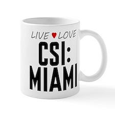 Live Love CSI: Miami Mug