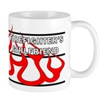 Firefighters Girlfriend Mug