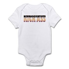 Neuroscientists Kick Ass Infant Bodysuit