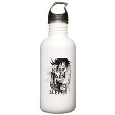 Keep Calm Jeff Water Bottle