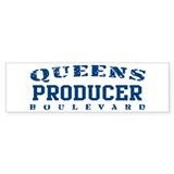 Producer - Queens Blvd Bumper Bumper Sticker