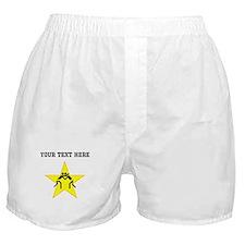 Wrestling Star (Custom) Boxer Shorts