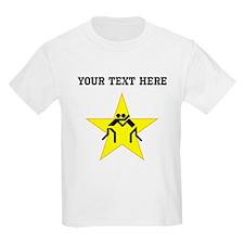 Wrestling Star (Custom) T-Shirt