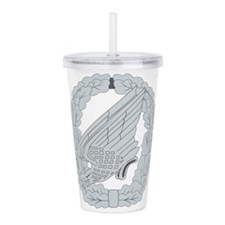 Fallschirmjager insign Acrylic Double-wall Tumbler
