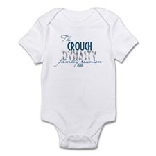 CROUCH dynasty Infant Bodysuit