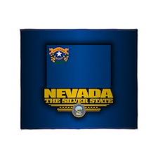Nevada (v15) Throw Blanket
