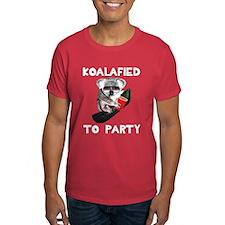 Koalafied to Party T-Shirt