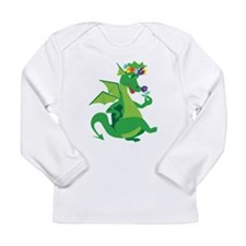 Cute Jungle animals Long Sleeve Infant T-Shirt
