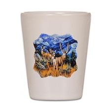 High Country Harem Shot Glass