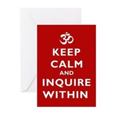 Unique Buddhist Greeting Cards (Pk of 20)