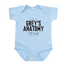It's a Grey's Anatomy Thing Infant Bodysuit