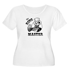 The Ring Master Plus Size T-Shirt