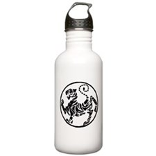 Shotokan Black Tiger Water Bottle