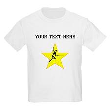 Fencing Star (Custom) T-Shirt