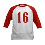 Sweet 16 Kids Baseball Jersey