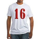 Sweet 16 Fitted T-Shirt