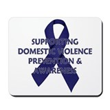 ...Domestic Violence Ribbon... Mousepad
