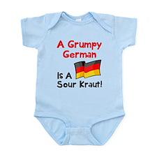 Grumpy German Infant Bodysuit