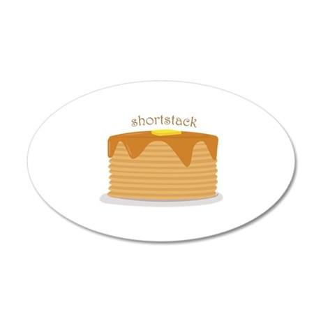Shortstack Wall Decal