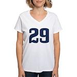 Desirable 29 Women's V-Neck T-Shirt