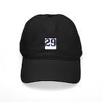 Desirable 29 Black Cap