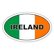 Cute Ireland Decal
