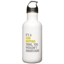 Star Hopping Thing Water Bottle