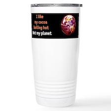 Cute Environmentalist Travel Mug