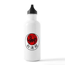 Rising Sun Tiger & Sho Water Bottle