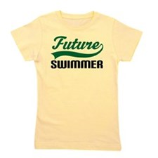 Future Swimmer Girl's Tee
