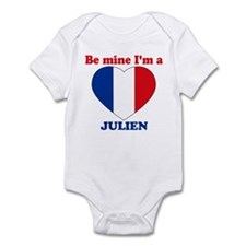 Julien, Valentine's Day Infant Bodysuit
