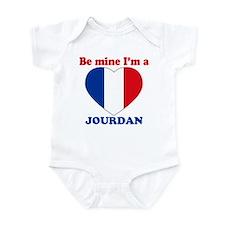 Jourdan, Valentine's Day Infant Bodysuit