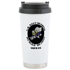Funny Support the troops Travel Mug