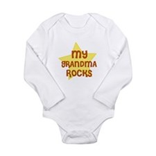 Long Sleeve Infant Bodysuit
