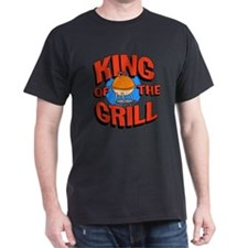 King of the Grill<br> T-Shirt