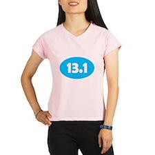 Sky Blue 13.1 Oval Performance Dry T-Shirt