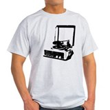 Retro Record Player Tee-Shirt