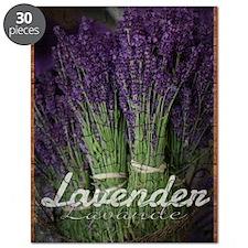 Lavender Bundles Puzzle