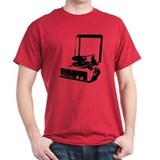Retro Record Player T-Shirt