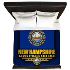 New Hampshire (v15) King Duvet